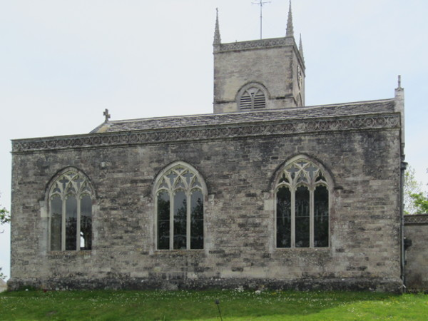 Moreton Church