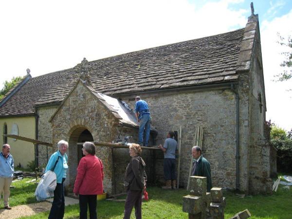 Somerset churches